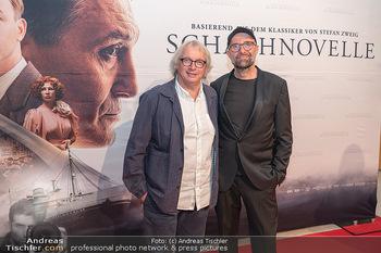 Kinopremiere ´Die Schachnovelle´ - Urania Kino - Mo 13.09.2021 - Danny KRAUSZ, Philipp STÖLZL37