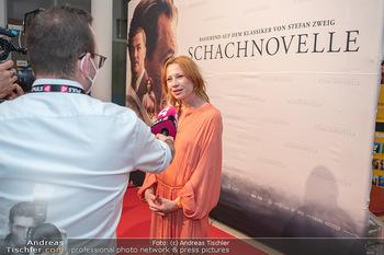 Kinopremiere ´Die Schachnovelle´ - Urania Kino - Mo 13.09.2021 - Birgit MINICHMAYR40