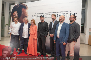Kinopremiere ´Die Schachnovelle´ - Urania Kino - Mo 13.09.2021 - 44
