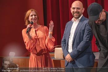 Kinopremiere ´Die Schachnovelle´ - Urania Kino - Mo 13.09.2021 - 59
