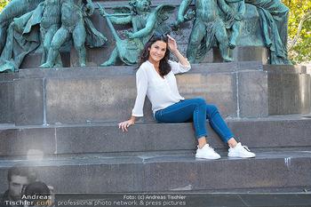 Fototermin Mariella Ahrens - Park hinterm Ritz, Wien - Di 14.09.2021 - Mariella AHRENS11