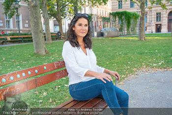 Fototermin Mariella Ahrens - Park hinterm Ritz, Wien - Di 14.09.2021 - Mariella AHRENS23