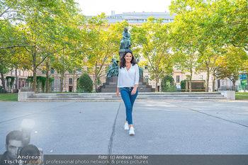Fototermin Mariella Ahrens - Park hinterm Ritz, Wien - Di 14.09.2021 - Mariella AHRENS32