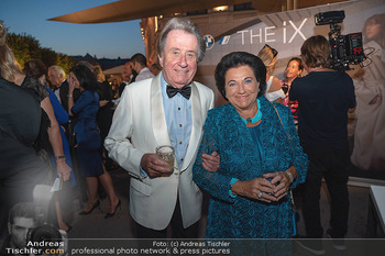 Fundraising Dinner - Albertina, Wien - Di 14.09.2021 - Rudolf und Agi BUCHBINDER88