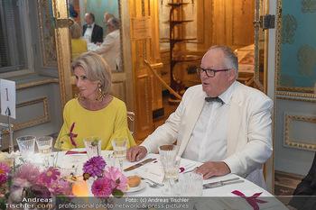 Fundraising Dinner - Albertina, Wien - Di 14.09.2021 - Elisabeth GÜRTLER, Christian KONRAD115