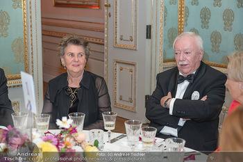 Fundraising Dinner - Albertina, Wien - Di 14.09.2021 - Helga RABL-STADLER, Michael HÄUPL118