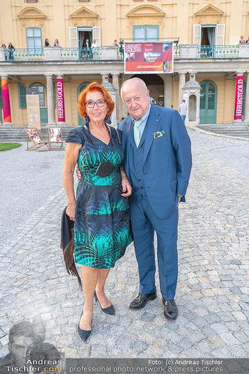 Herbstgold Festival Eröffnung - Schloss Esterhazy, Eisenstadt - Mi 15.09.2021 - Inge und Rudolf Purzel KLINGOHR20