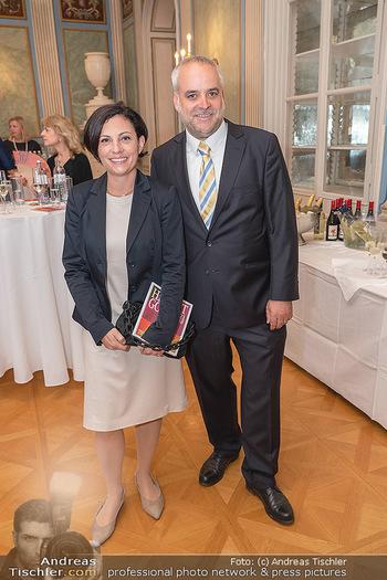 Herbstgold Festival Eröffnung - Schloss Esterhazy, Eisenstadt - Mi 15.09.2021 - Matthias GRÜN mit Ehefrau65