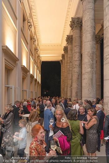 Herbstgold Festival Eröffnung - Schloss Esterhazy, Eisenstadt - Mi 15.09.2021 - Gäste, Publikum in der Pause136