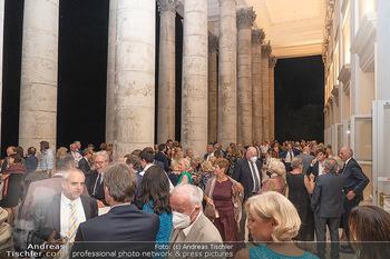 Herbstgold Festival Eröffnung - Schloss Esterhazy, Eisenstadt - Mi 15.09.2021 - Gäste, Publikum in der Pause137