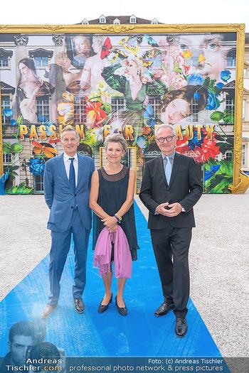 90 Jahre GW Cosmetics - Gartenpalais Liechtenstein, Wien - Do 16.09.2021 - 3