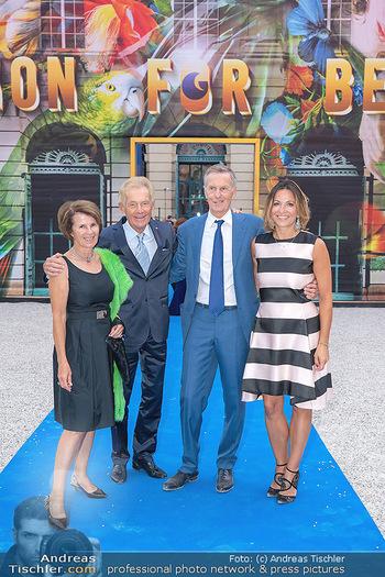 90 Jahre GW Cosmetics - Gartenpalais Liechtenstein, Wien - Do 16.09.2021 - 43