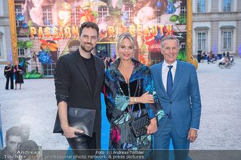90 Jahre GW Cosmetics - Gartenpalais Liechtenstein, Wien - Do 16.09.2021 - Elina GARANCA, Niko NIKO, Rainer DEISENHAMMER52