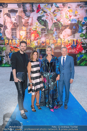 90 Jahre GW Cosmetics - Gartenpalais Liechtenstein, Wien - Do 16.09.2021 - Elina GARANCA, Niko NIKO, Rainer DEISENHAMMER, Beatrice COX-RIES53