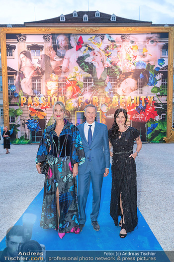 90 Jahre GW Cosmetics - Gartenpalais Liechtenstein, Wien - Do 16.09.2021 - Anna VEITH, Rainer DEISENHAMMER, Elina GARANCA63