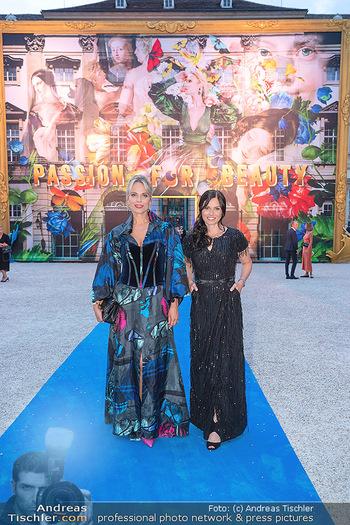 90 Jahre GW Cosmetics - Gartenpalais Liechtenstein, Wien - Do 16.09.2021 - Anna VEITH, Elina GARANCA64