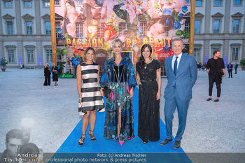 90 Jahre GW Cosmetics - Gartenpalais Liechtenstein, Wien - Do 16.09.2021 - Anna VEITH, Rainer DEISENHAMMER, Elina GARANCA, Beatrice COX-RIE65