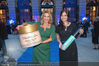 90 Jahre GW Cosmetics - Gartenpalais Liechtenstein, Wien - Do 16.09.2021 - Anna VEITH, Christine REILER78