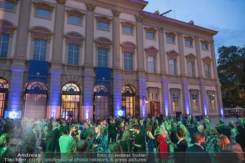 90 Jahre GW Cosmetics - Gartenpalais Liechtenstein, Wien - Do 16.09.2021 - Cocktailempfang im Hof vor dem Gartenpalais Liechtenstein85