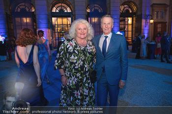 90 Jahre GW Cosmetics - Gartenpalais Liechtenstein, Wien - Do 16.09.2021 - Marika LICHTER, Rainer DEISENHAMMER90