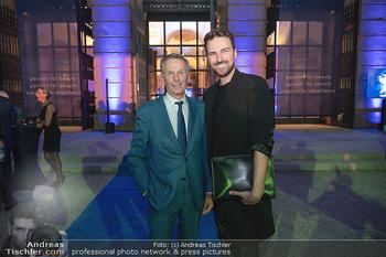 90 Jahre GW Cosmetics - Gartenpalais Liechtenstein, Wien - Do 16.09.2021 - Rainer DEISENHAMMER, Niko NIKO94