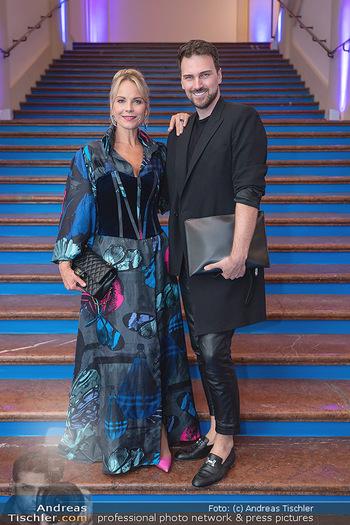 90 Jahre GW Cosmetics - Gartenpalais Liechtenstein, Wien - Do 16.09.2021 - Elina GARANCA, Niko NIKO123