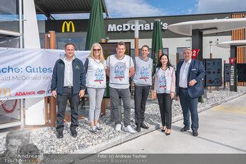 Carwash Day 2021 - McDonalds McDrive 1110 und 1220 Wien - Fr 17.09.2021 - 3
