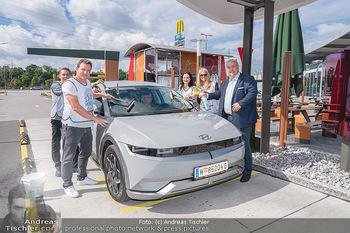 Carwash Day 2021 - McDonalds McDrive 1110 und 1220 Wien - Fr 17.09.2021 - 4