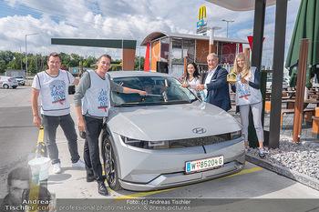 Carwash Day 2021 - McDonalds McDrive 1110 und 1220 Wien - Fr 17.09.2021 - 5