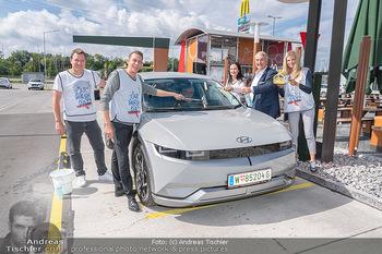 Carwash Day 2021 - McDonalds McDrive 1110 und 1220 Wien - Fr 17.09.2021 - 6
