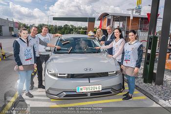 Carwash Day 2021 - McDonalds McDrive 1110 und 1220 Wien - Fr 17.09.2021 - 7
