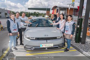 Carwash Day 2021 - McDonalds McDrive 1110 und 1220 Wien - Fr 17.09.2021 - 8