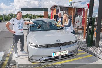 Carwash Day 2021 - McDonalds McDrive 1110 und 1220 Wien - Fr 17.09.2021 - 9