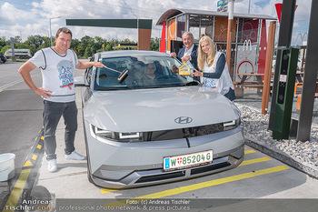 Carwash Day 2021 - McDonalds McDrive 1110 und 1220 Wien - Fr 17.09.2021 - 10