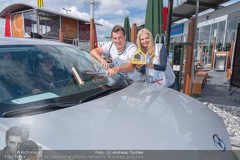 Carwash Day 2021 - McDonalds McDrive 1110 und 1220 Wien - Fr 17.09.2021 - Karin SCHMIDT, Andi Andreas HERZOG14