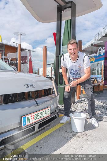 Carwash Day 2021 - McDonalds McDrive 1110 und 1220 Wien - Fr 17.09.2021 - Andi Andreas HERZOG16