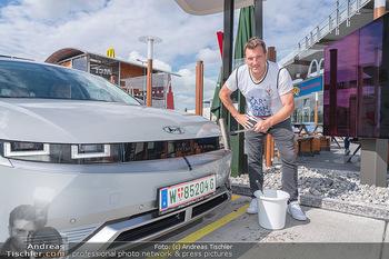 Carwash Day 2021 - McDonalds McDrive 1110 und 1220 Wien - Fr 17.09.2021 - Andi Andreas HERZOG17