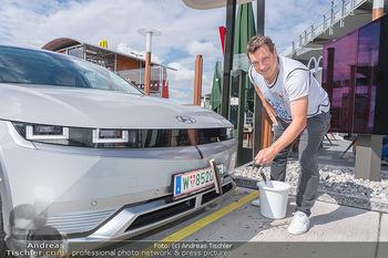 Carwash Day 2021 - McDonalds McDrive 1110 und 1220 Wien - Fr 17.09.2021 - Andi Andreas HERZOG19