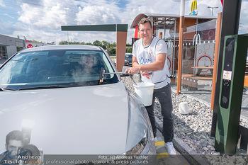 Carwash Day 2021 - McDonalds McDrive 1110 und 1220 Wien - Fr 17.09.2021 - Andi Andreas HERZOG20
