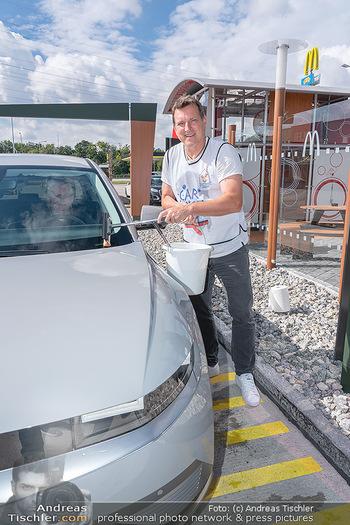 Carwash Day 2021 - McDonalds McDrive 1110 und 1220 Wien - Fr 17.09.2021 - Andi Andreas HERZOG21