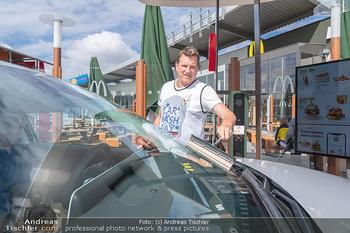 Carwash Day 2021 - McDonalds McDrive 1110 und 1220 Wien - Fr 17.09.2021 - Andi Andreas HERZOG23