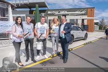Carwash Day 2021 - McDonalds McDrive 1110 und 1220 Wien - Fr 17.09.2021 - 25