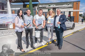 Carwash Day 2021 - McDonalds McDrive 1110 und 1220 Wien - Fr 17.09.2021 - 26