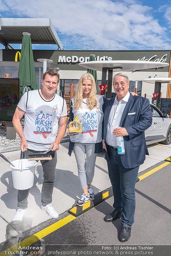 Carwash Day 2021 - McDonalds McDrive 1110 und 1220 Wien - Fr 17.09.2021 - 27