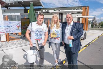 Carwash Day 2021 - McDonalds McDrive 1110 und 1220 Wien - Fr 17.09.2021 - 28