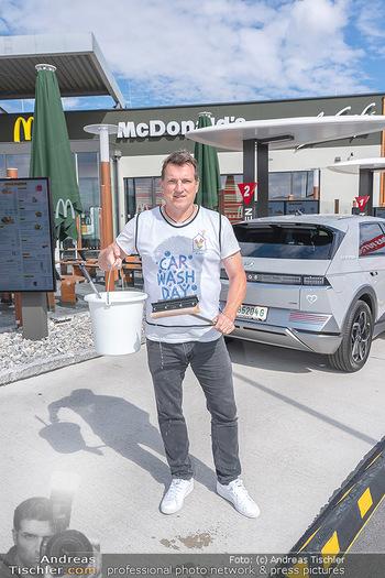 Carwash Day 2021 - McDonalds McDrive 1110 und 1220 Wien - Fr 17.09.2021 - Andi Andreas HERZOG30