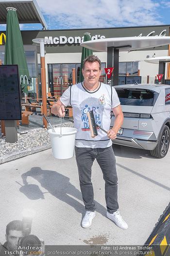 Carwash Day 2021 - McDonalds McDrive 1110 und 1220 Wien - Fr 17.09.2021 - Andi Andreas HERZOG31