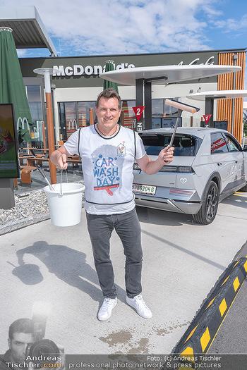 Carwash Day 2021 - McDonalds McDrive 1110 und 1220 Wien - Fr 17.09.2021 - Andi Andreas HERZOG32