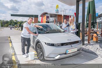 Carwash Day 2021 - McDonalds McDrive 1110 und 1220 Wien - Fr 17.09.2021 - 33