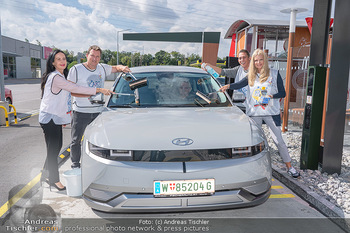 Carwash Day 2021 - McDonalds McDrive 1110 und 1220 Wien - Fr 17.09.2021 - 34